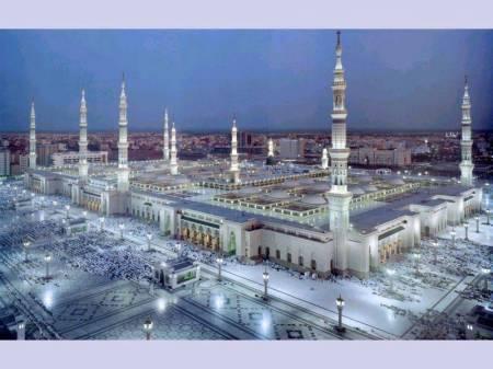 mosque in madina saudi arabia